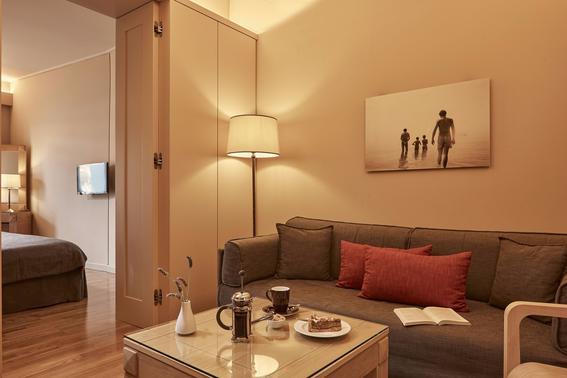 Luxury Accommodation Near Acropolis Athens Herodion