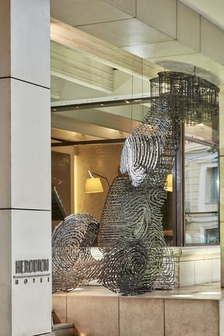 Herodion Hotel_Art_Fingerprints