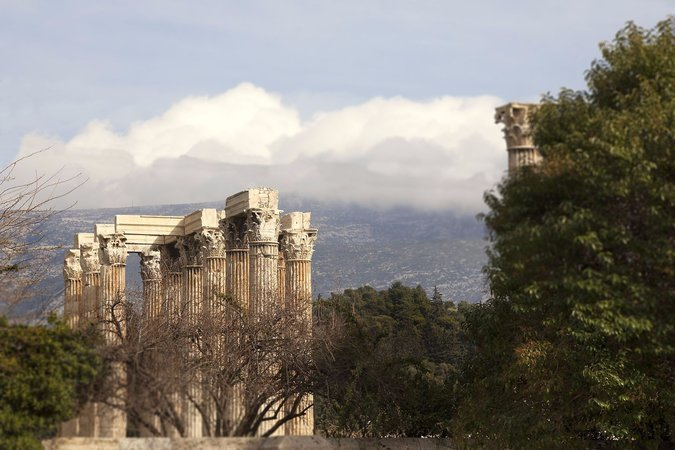 Herodion Hotel_Athens_Sites_Historical Monuments